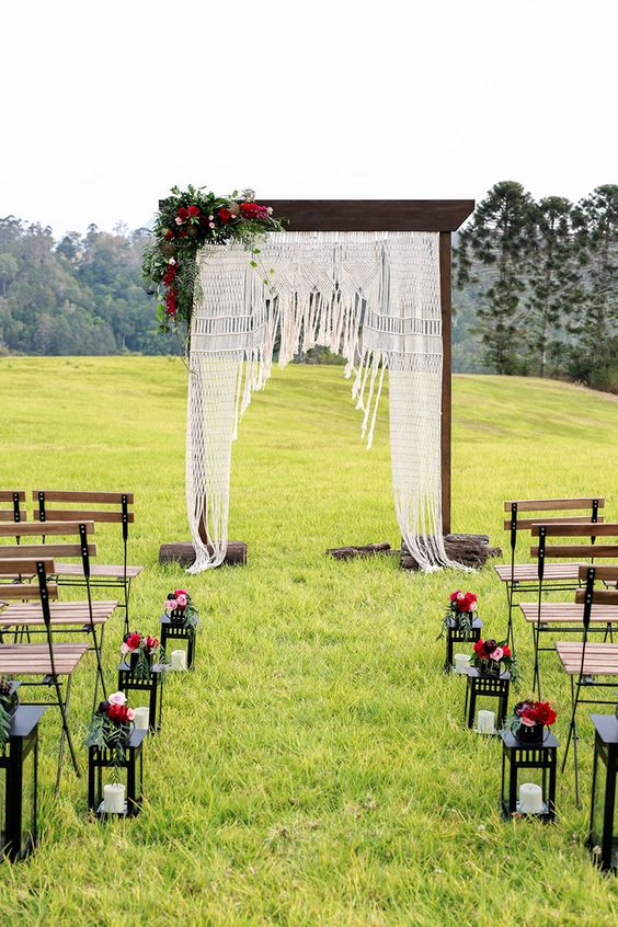 Important Considerations For Outdoor Weddings