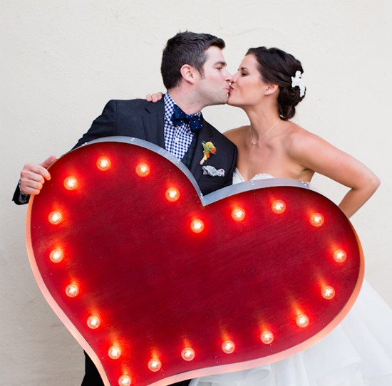 Top 9 Valentine's Day Wedding Style Ideas!