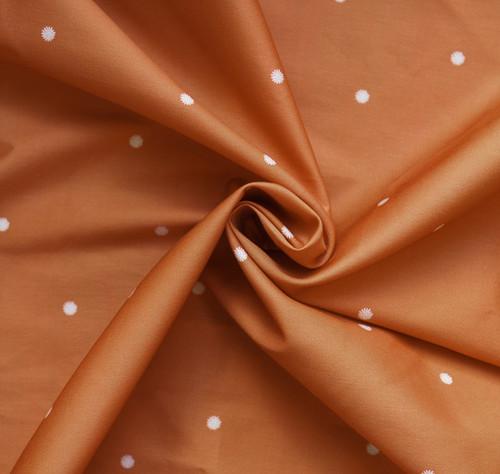 Tissu Coton Bio Fleur des pois - Artwist