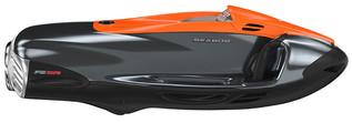 Bicolour - Anthracite-Lumex Orange