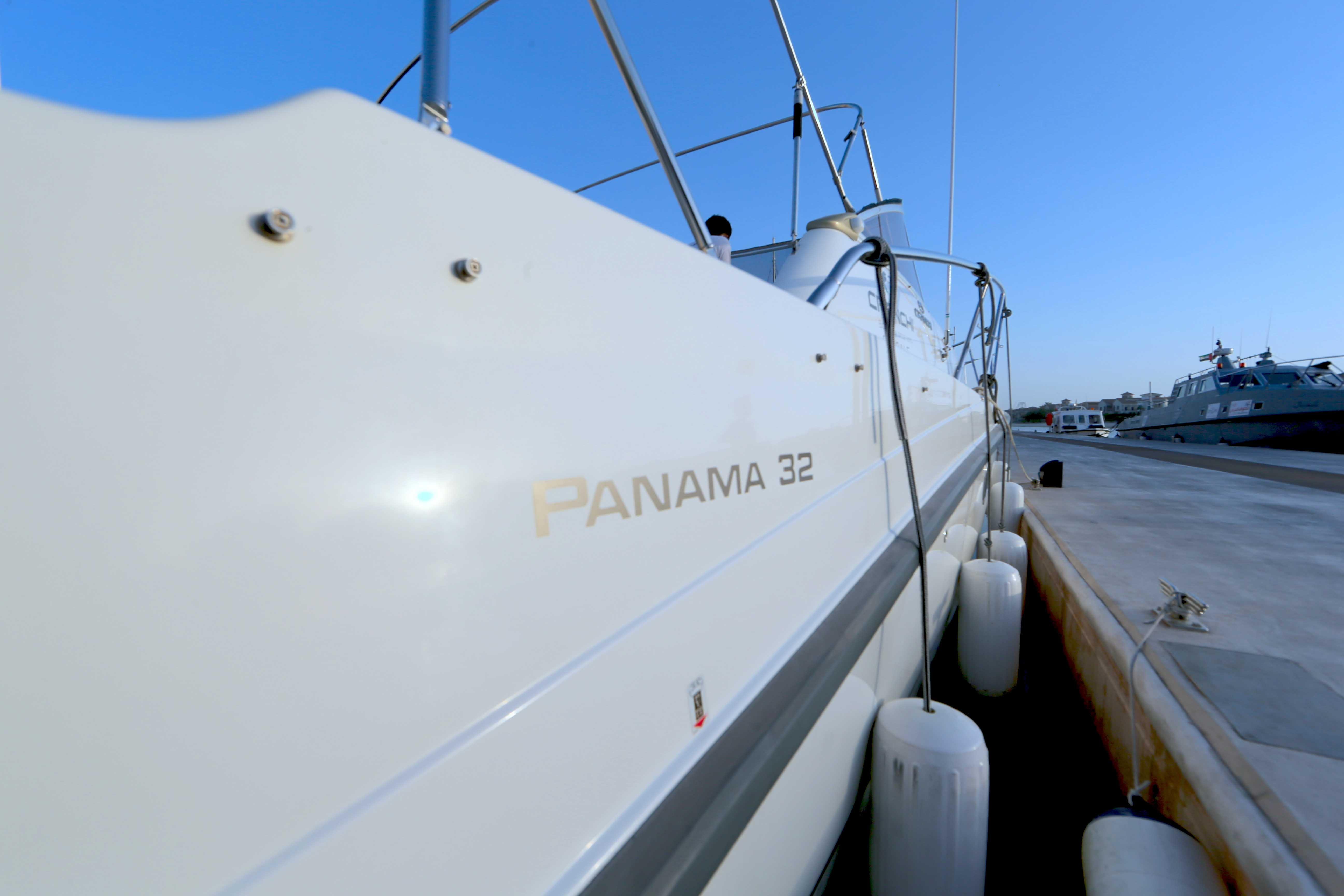 Cranchi 32 Panama (4)