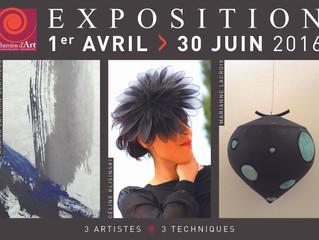 Alès : Expo à l'espace Jacques Roumanille