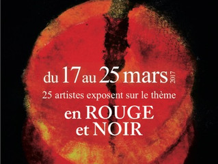 Exposition internationale d'art contemporain à Alès du 17 au 25 mars 2017