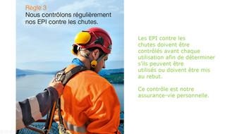Cours Green Up Formation sur la Règlementation des travaux en hauteur