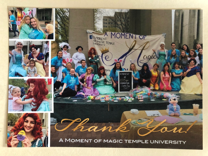 Moment of Magic - Temple University