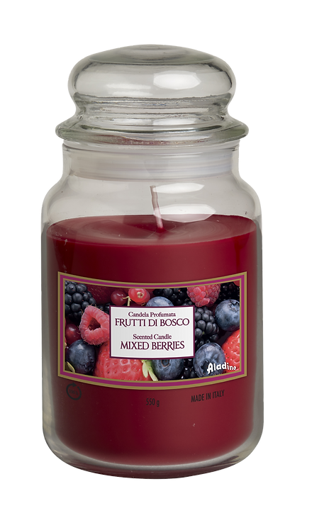 "Large Jar - ""Mixed Berries"" (Verpakt per 3)"