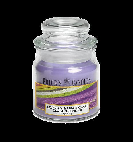"""Little Jar - """"Lavender & Lemongrass"""" (Verpakt per 6)"""
