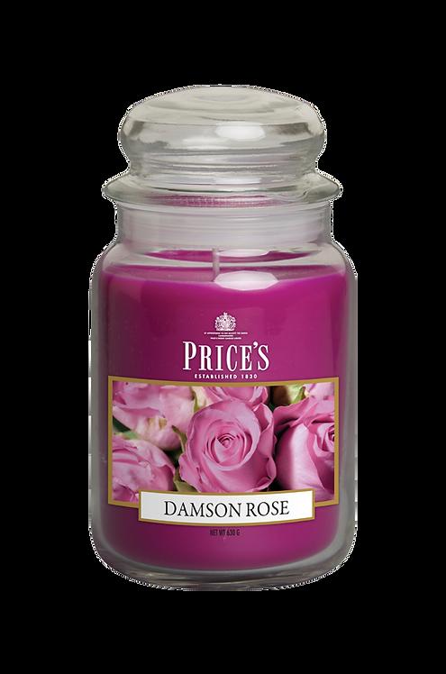 "Large Jar - ""Damson Rose"" (Verpakt per 3)"