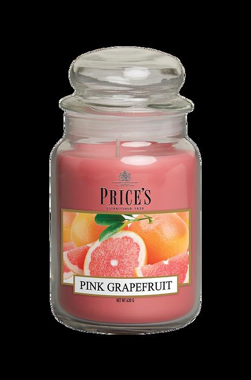 "Large Jar - ""Pink Grapefruit"" (Verpakt per 3)"