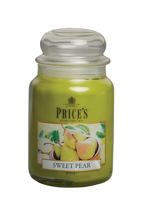 "Large Jar - ""Sweet Pear"" (Verpakt per 3)"