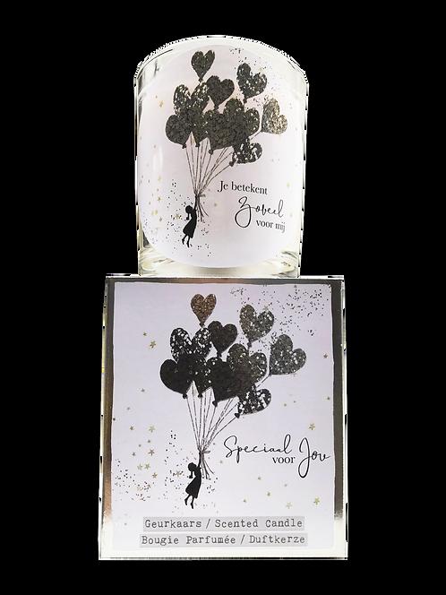 """Giftbox GC033 - """"Speciaal voor jou"""" (Verpakt per 3)"""