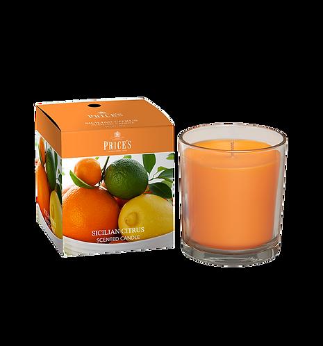 """Boxed Jar - """"Sicilian Citrus"""" (Verpakt per 3)"""