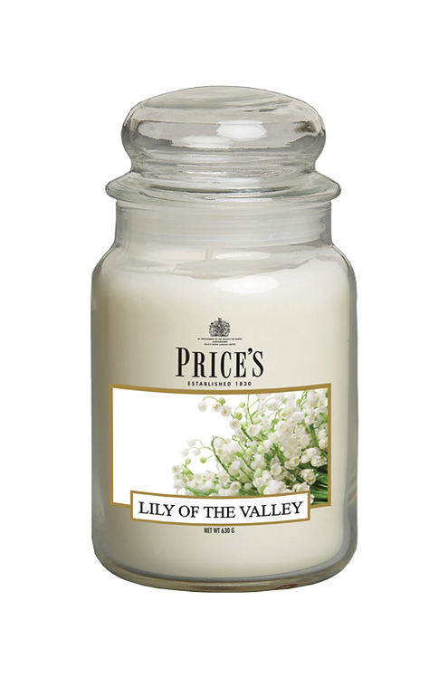 "Large Jar - ""Lily Of The Valley"" (Verpakt per 3)"