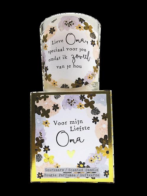 """Giftbox GC015 - """"Liefste Oma"""" (Verpakt per 3)"""