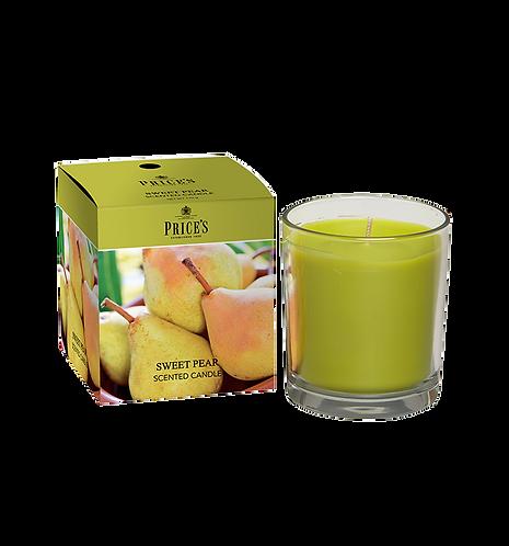 "Boxed Jar - ""Sweet Pear"" (Verpakt per 3)"