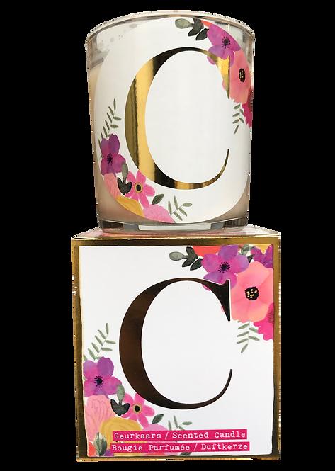 """Giftbox GC069 - """"C"""" (Verpakt per 3)"""
