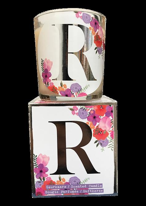 """Giftbox GC084 - """"R"""" (Verpakt per 3)"""