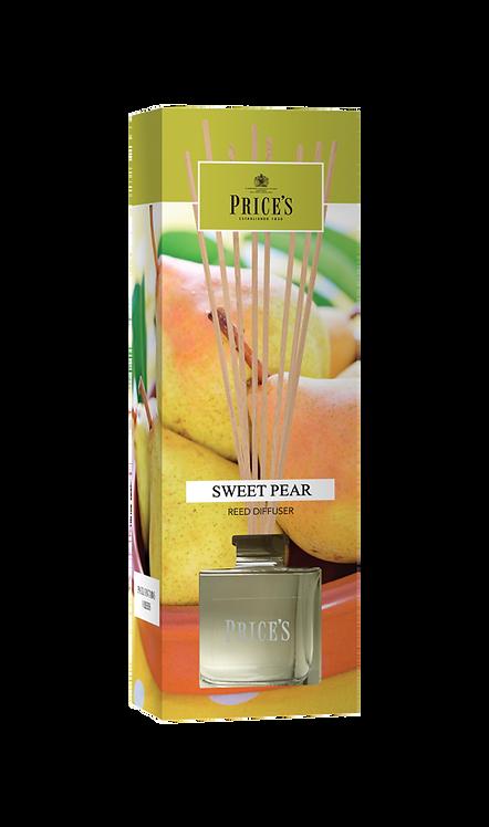 "Reed Diffuser - ""Sweet Pear"" (Verpakt per 4)"