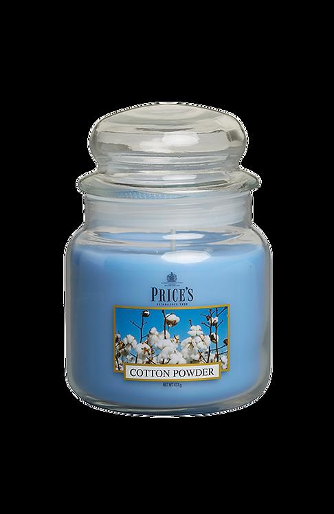 "Medium Jar - ""Cotton Powder"" (Verpakt per 3)"