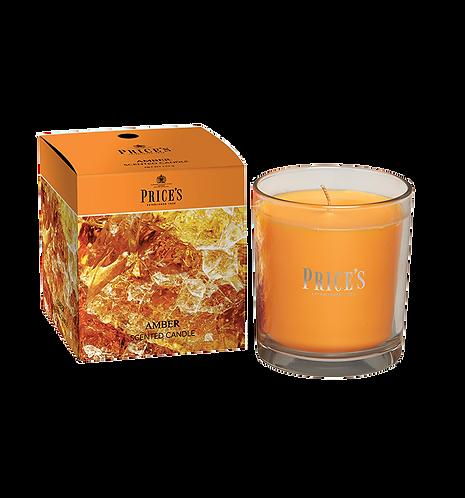 "Boxed Jar - ""Amber"" (Verpakt per 3)"