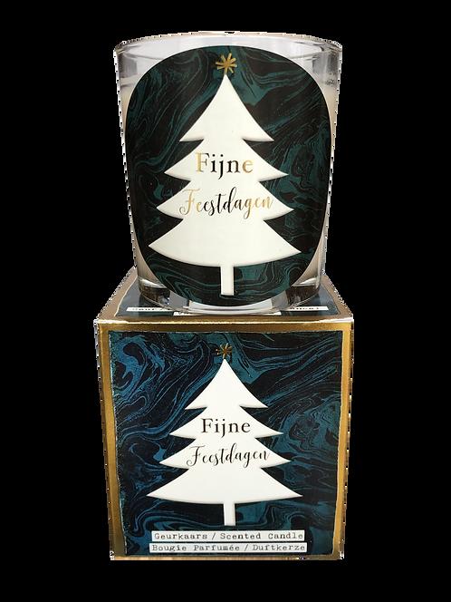 """Giftbox GC057 - """"Kerst"""" (Verpakt per 3)"""