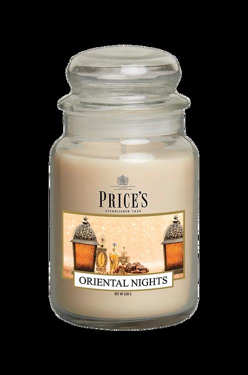 "Large Jar - ""Oriental Nights"" (Verpakt per 3)"
