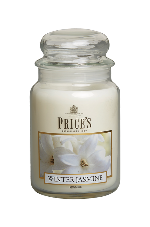 "Large Jar - ""Winter Jasmine"" (Verpakt per 3)"