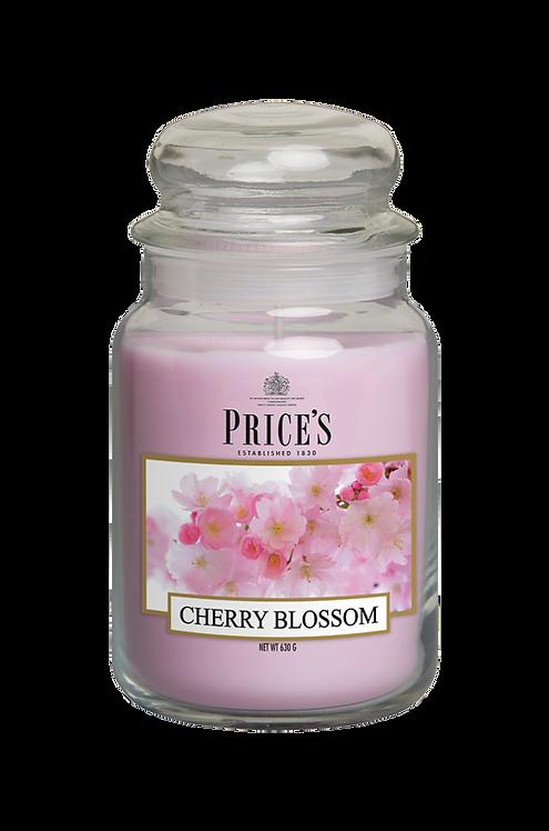"Large Jar - ""Cherry Blossom"" (Verpakt per 3)"