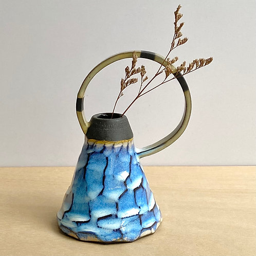 #H05C_Mount series_Vase (Black)