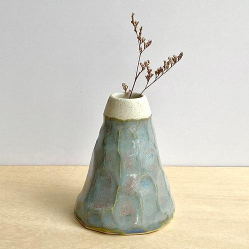 #H06_Mount series_Vase (White)