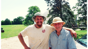 Homage to a 92 year old Organic Farming Pioneer