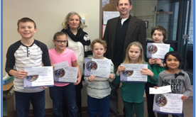 Knights of Columbus Keep Christ in Christmas Contest Winners