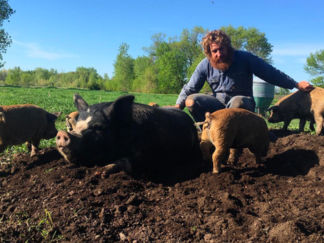Life (and Death) Lessons on the Farm