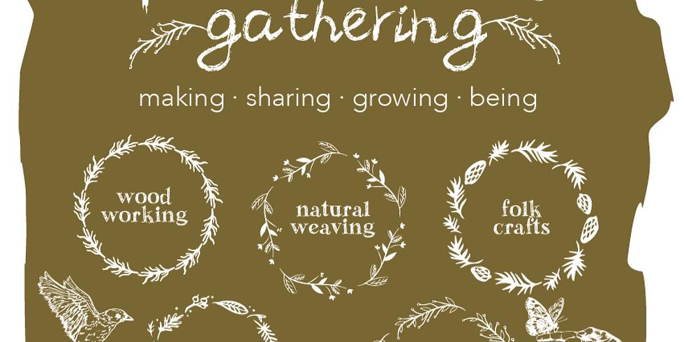 Folk Skills Gathering