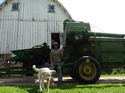 New Old Combine