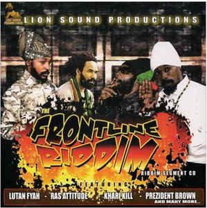 Frontline Riddim - CD