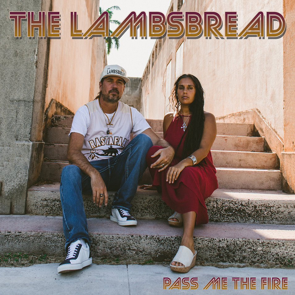 The Lambsbread - _PASS ME THE FIRE_ Cove
