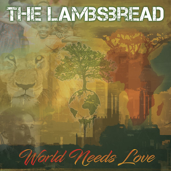 WORLD NEEDS LOVE - CD
