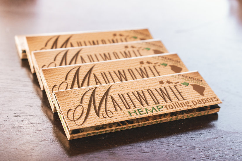 Maui Wowie - Hemp Rolling Papers
