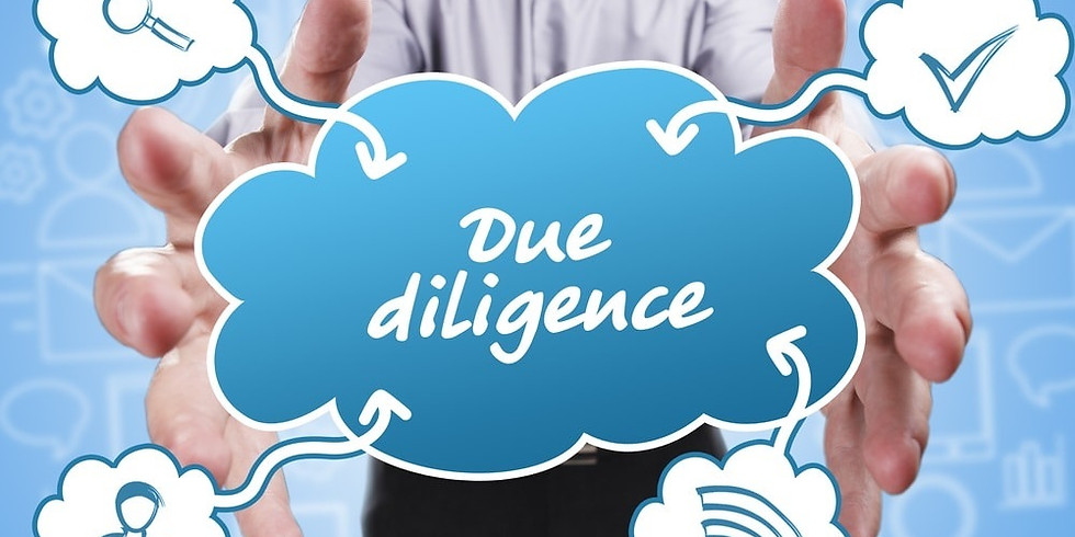 The Client Due Diligence Process