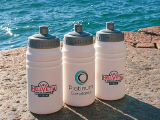 Our Platinum Bottles for the Hellvetia Challenge