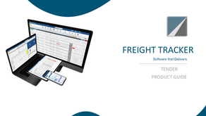 Freight Tracker, Go Live!