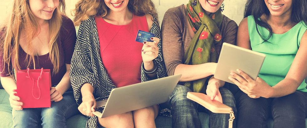 Girls Friendship Togetherness Online Sho