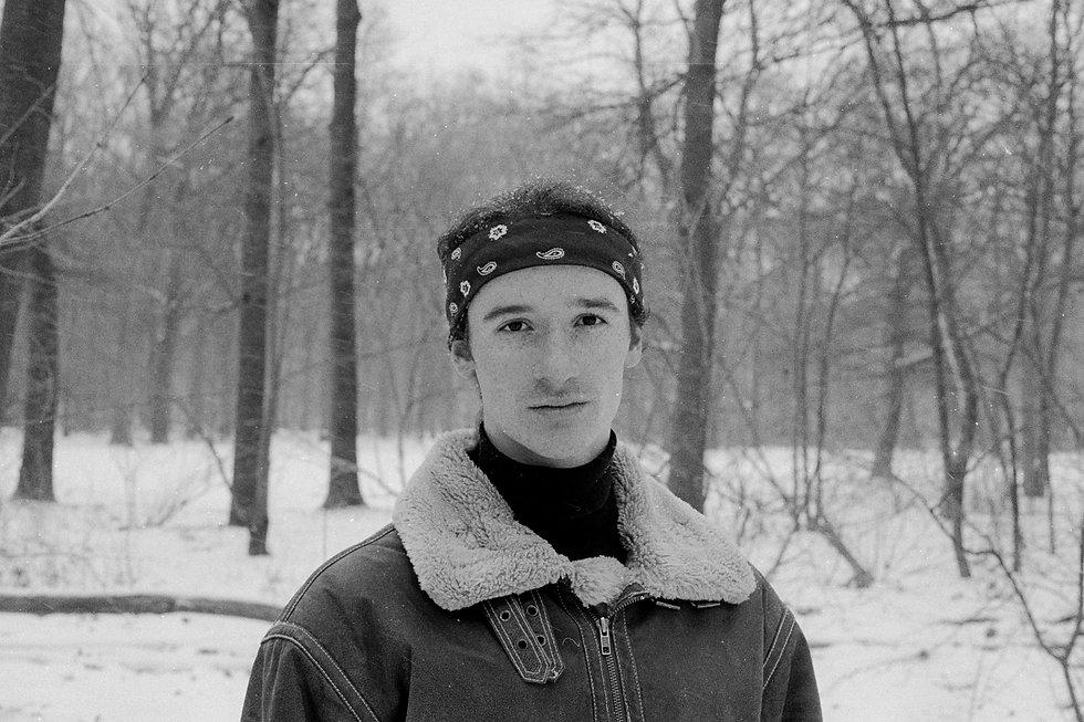 documentary portrait, analog portrait