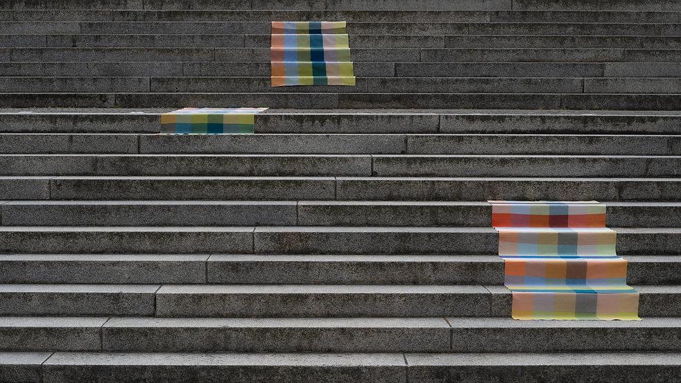 textile design Mia Kugelmann, commissioned work