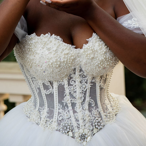 Princess Ball gown / Wedding dress