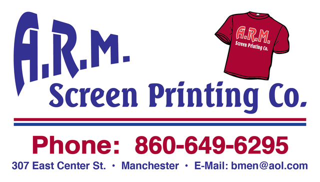 ARM Screen Printing