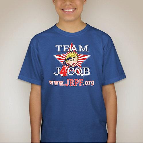 Youth TEAM J4COB Ninja T-Shirt