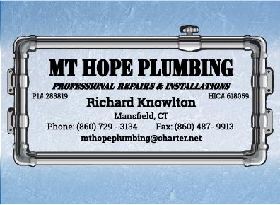 Mt Hope Plumbing