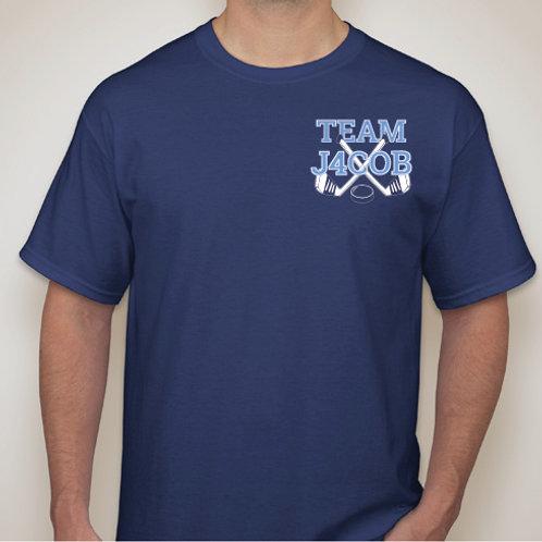 Adult TEAM J4COB Hockey T-Shirt